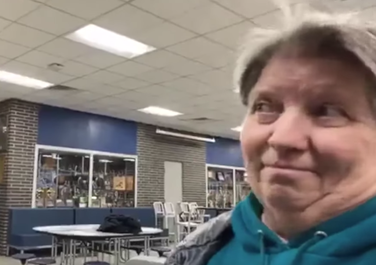 Homophobic Iowa Caucus-Goer Is Taken Aback When She Realizes Her Candidate, Pete Buttigieg, Is Gay