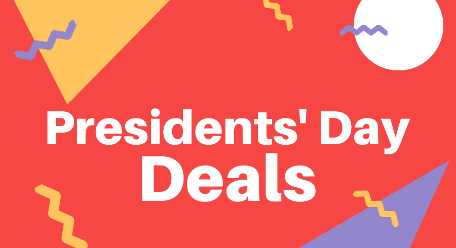 Prepare For The Best Presidents' Day Deals