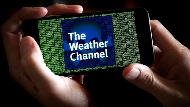 Weather.com Has Become The Pawn Of A Huge Data Theft Scheme