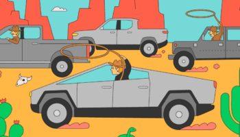 Tesla's Cybertruck Has A Huge Cowboy Problem