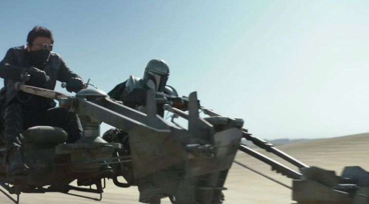 'The Mandalorian' Has An Awesome Behind The Scenes Link To The Original Star Wars