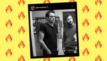 The Secret To John Mulaney's Effortlessly Hot Look