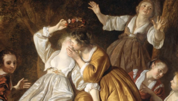 The 'Itch,' And Other Ways History Explained Lesbianism