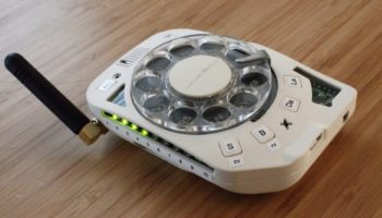 Building A Rotary Cellphone