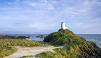 The Welsh Island Dedicated To Love