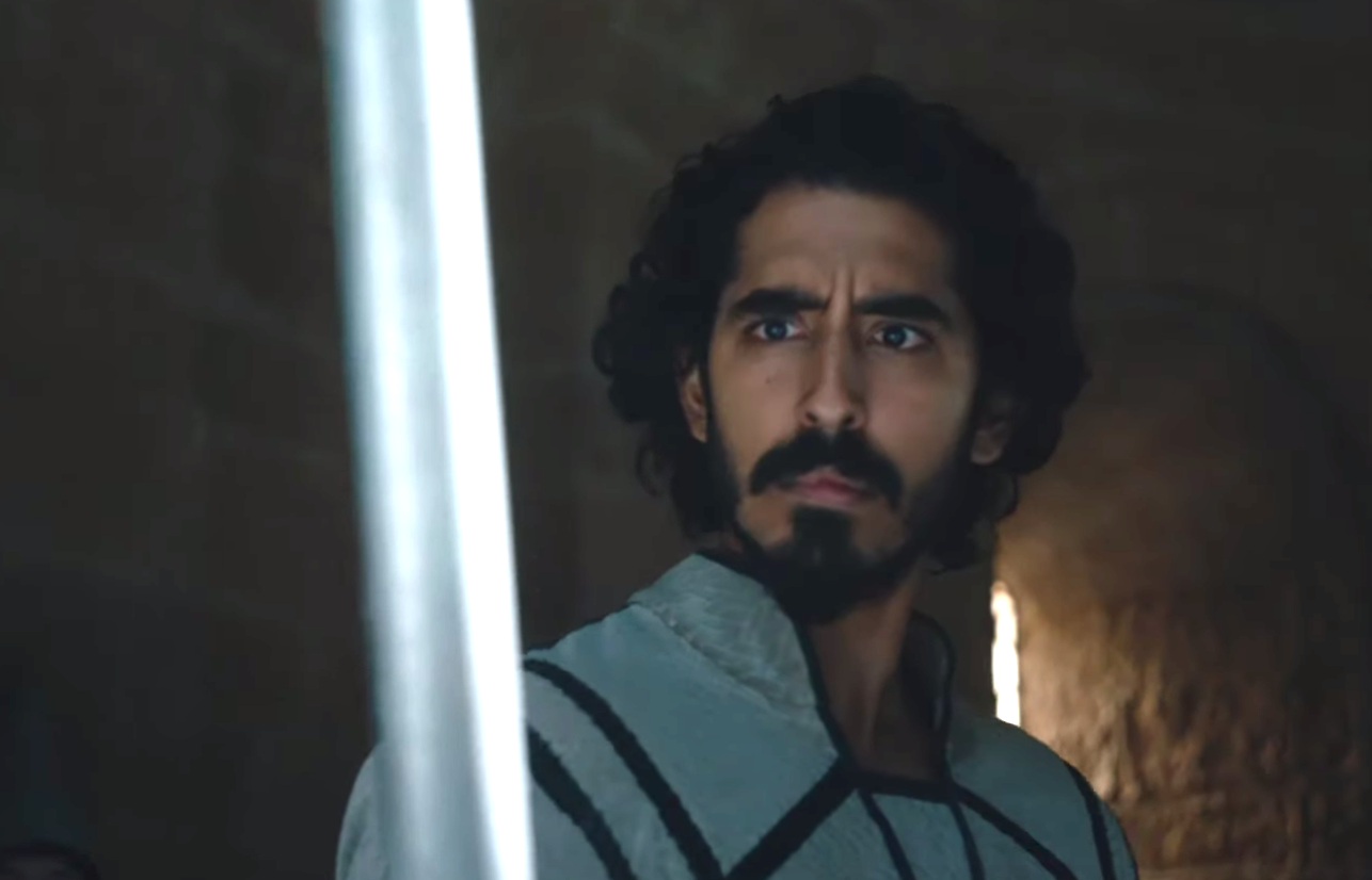 Dev Patel Has To Contend With Many Horrors In This Trippy Trailer For Medieval Fantasy Film 'Green Knight' - Digg