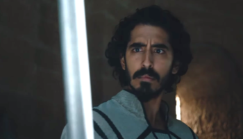 Dev Patel Has To Contend With Many Horrors In This Trippy Trailer For Medieval Fantasy Film 'Green Knight'