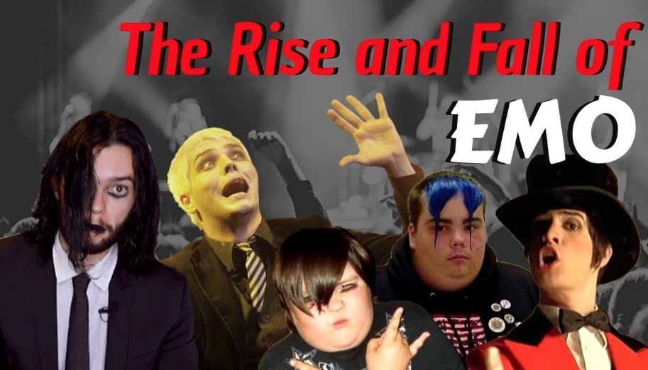 The Rise And Fall Of The Emo Generation