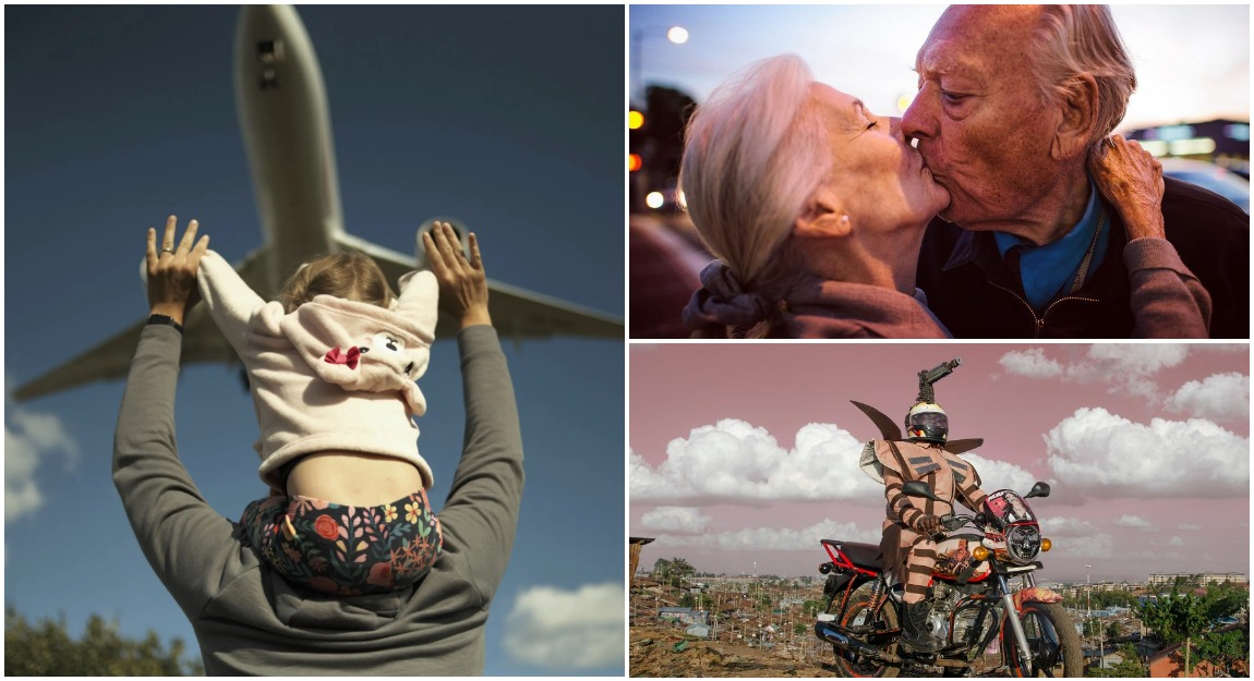 How Three Senior Citizens Ended Up In A Love Triangle, And More Best Photography Of The Week