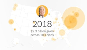 Bloomberg's Billions: How The Candidate Built An Empire Of Influence