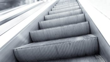 The Real Reason Escalator Stairs Have Grooves