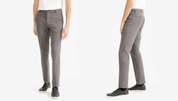 If We Have To Wear Pants, These Chinos Are The Ones We Want