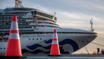 How The Diamond Princess Became A Coronavirus Disaster Zone