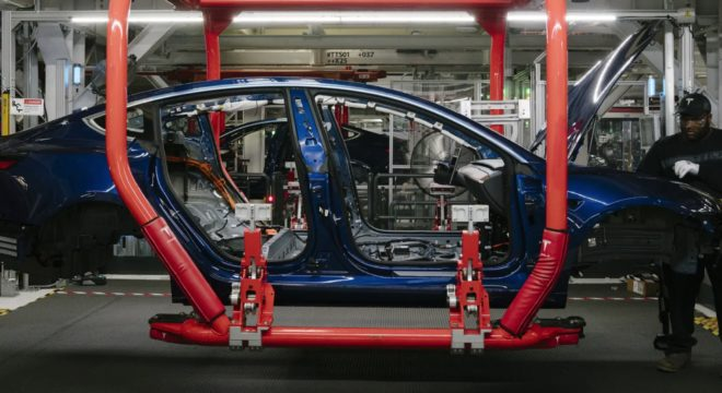 Tesla Model 3 Teardown Reveals Why Other Automakers Are Lagging Behind