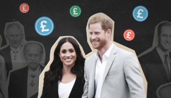 Here's How The British Royal Family Make Their Money — And What Harry And Meghan Are Giving Up