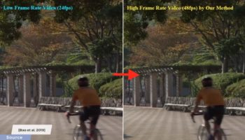 Watch How A Neural Network Transforms Choppy 24 FPS Videos Into Smooth 60 FPS