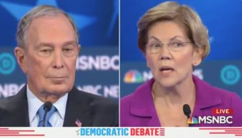 Elizabeth Warren Goes After Mike Bloomberg Over His Sexual Harassment NDAs In The Most Explosive Moment Of Wednesday's Debate