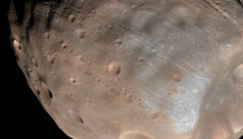 Japan's Space Agency Moving Ahead With Phobos Lander Mission