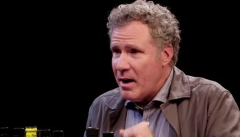 Will Ferrell Reveals What It Was Like To Eat A Reindeer's Eyeball On 'Hot Ones'