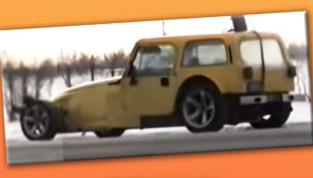 How Chrysler's Legendary Jeep Wrangler-Plymouth Prowler Test Car Came To Be