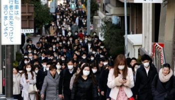 What A Party In Japan May Tell Us About The Spread Of The Coronavirus
