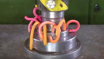 This Supercut Of The Best Hydraulic Press Crushes Is… Extremely Satisfying