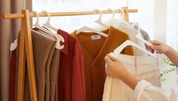 Reorganize Your Entire Wardrobe In A Snap