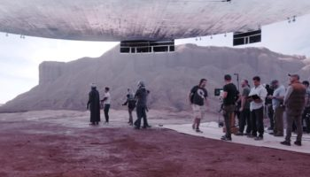 A Behind-The-Scenes Look At The Incredible 'Virtual Production' Tricks In 'The Mandalorian'