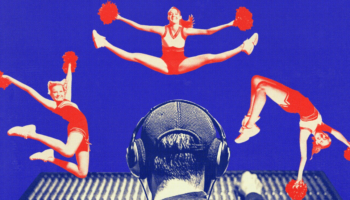Inside The Strange, Insular World Of Cheerleading Music