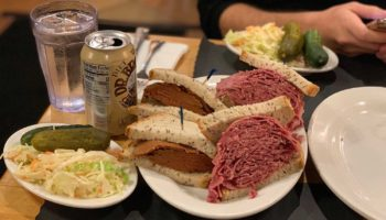 An Honest Appraisal Of NYC's First Plant-Based Corned Beef