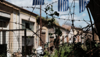Life Along the Border That Cuts Cyprus in Two