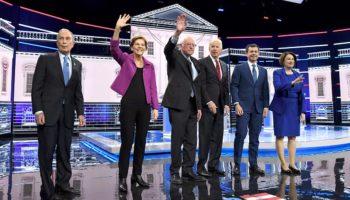Warren, Biden And Buttigieg Dangerously Close To Going Broke