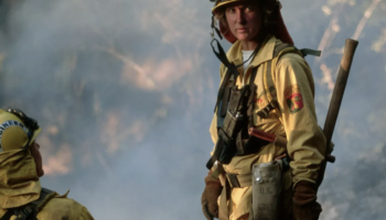 Ill-Fitting Gear Puts Female Firefighters At Risk, But That's Changing