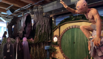 Party Like A Hobbit At Chicago's 'Lord Of The Rings' Pop-Up Bar