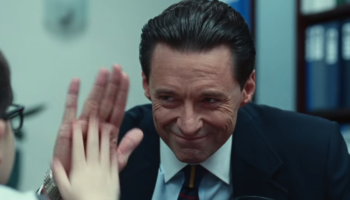 Hugh Jackman Is A High School Superintendent Caught In An Embezzlement Scandal In 'Bad Education' Teaser
