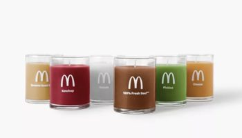 McDonald's Is Selling Scented Candles That Smell Like Their Food