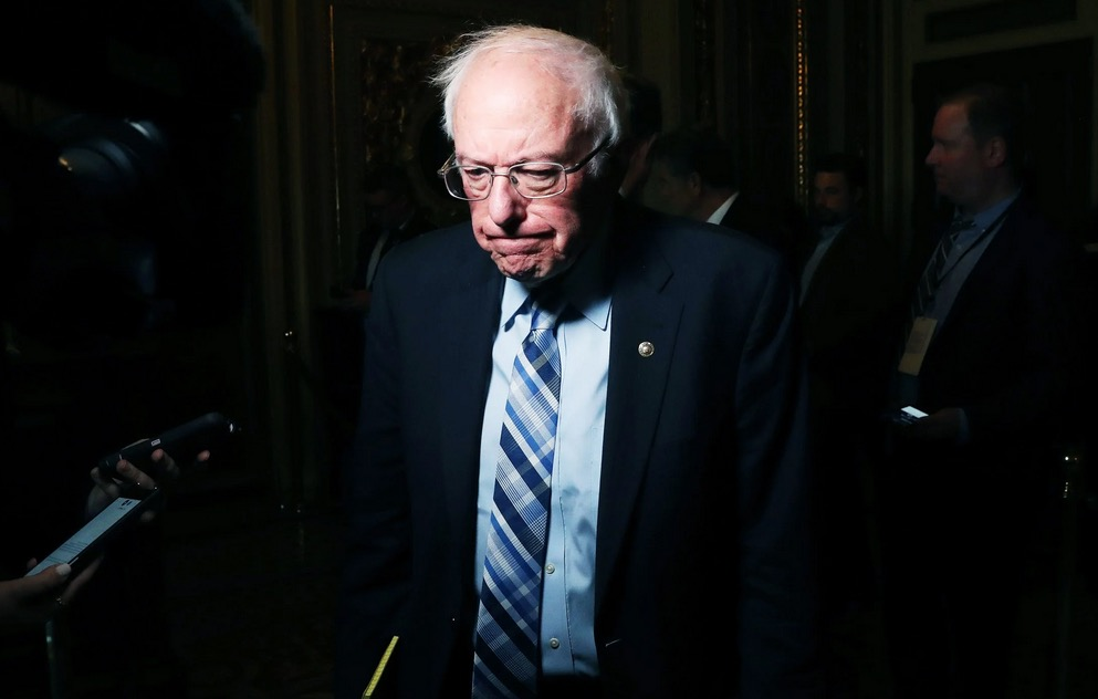 Russia Doesn't Want Bernie Sanders. It Wants Chaos