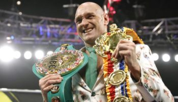 Tyson Fury Beats Deontay Wilder In World Title Fight In Las Vegas