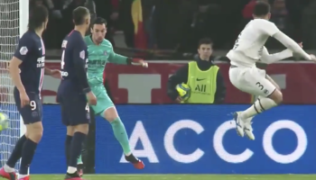 This Is One Of The Most Painful Goals A Goalkeeper Can Concede In Soccer