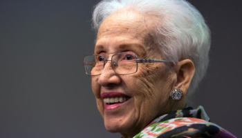 Katherine Johnson, Mathematician And Real-Life Subject Of 'Hidden Figures,' Dies At 101