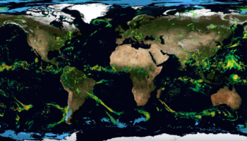 Time Lapse Video Reveals How 10 Flying Satellites Create A Precipitation Map Of The World Together