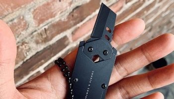 This Discreet, Necklace-Based Blade Is On Sale For Almost 50% Today