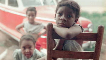 Gordon Parks's Color Photographs Show Intimate Views Of Life In Segregated Alabama