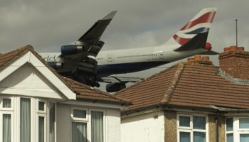 Photos Of Life Beneath The Deafening Roar Of Heathrow's Flight Path