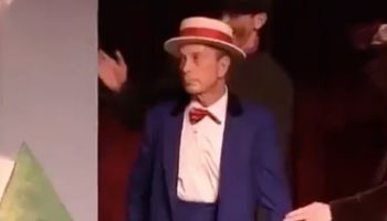 This Old Footage Of Mike Bloomberg As Mary Poppins Singing About Running For President Is Truly Something Else