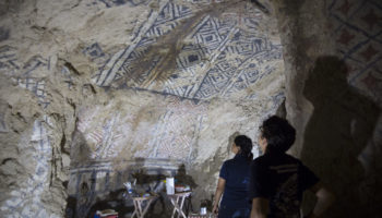 The Effort To Save Colombia's Underground Mountaintop Tombs