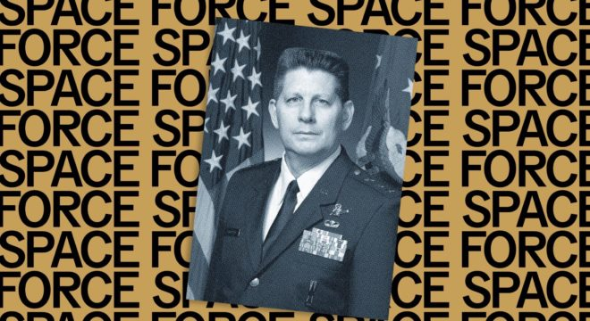 The Space Force's Second-In-Command Explains What The Hell It Actually Does