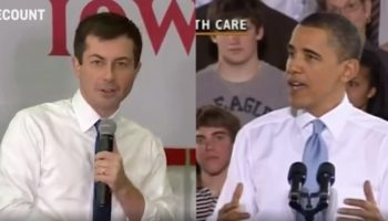 A Supercut Showing How Pete Buttigieg Is Copying Barack Obama's Speech Patterns