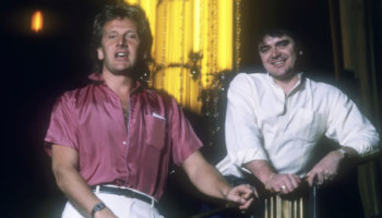 Why Air Supply Changed The Lyrics To 'All Out Of Love' For American Listeners