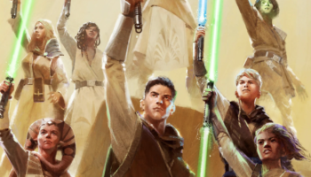'The High Republic,' A New Era Of Star Wars Storytelling, Is Here